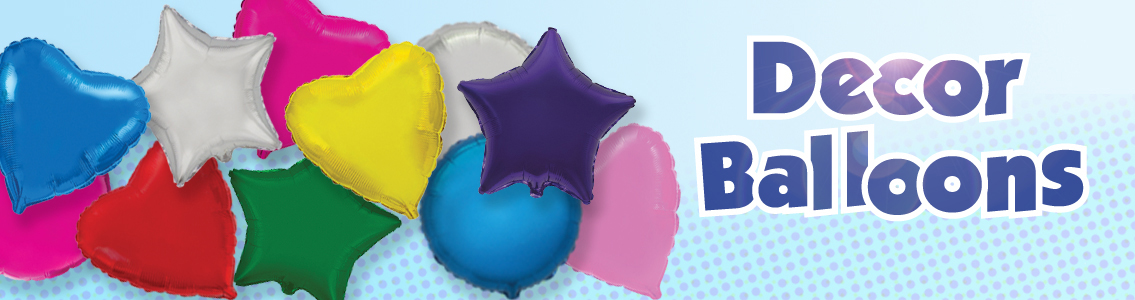 Banner DECOR BALLOONS Web