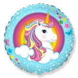 401586 Rd Cute Unicorn COLOR 2