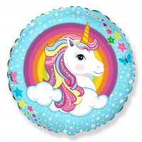 401586 Rd Cute Unicorn COLOR 2